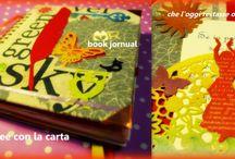 Notebook, Book Journal, Diario