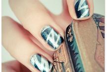 Nail art / by Kaitlyn Swinney