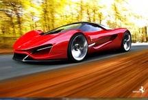 Car Concepts  / Dive into the future of automobiles and explore some of the famous concept cars and technology from this board. #Concept #car