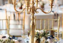 candlestick arrangements