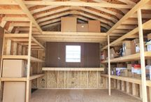 Scott's shed