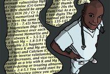 Nursing Stuff / by Danielle Zipprick