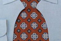cravatte in velluto