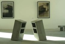 Formwork Concrete Sculptures