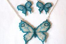 Kelebek desenleri
