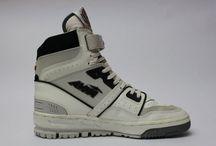 Retro hype sneakers