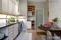 Small Modern Kitchen Design / Small Modern Kitchen Design