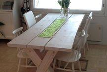 ruokapöydät