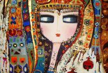 moças árabes