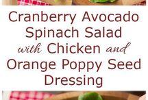 Salads / Food