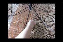 Örgü şemsiye