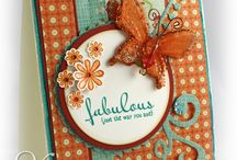 Card ideas / Stampin Up / by Pam Hardy