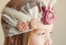 wedding headbands / by Amanda Healey