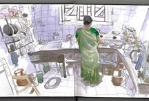 Asia Sketchbooks