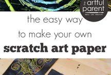 Atelier créatif / Art