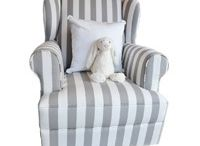Luxury Feeding Chairs, Ottomans & Side Tables - Baby Belle Online Store