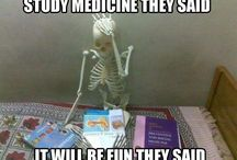 Medical Student / Pins for Medical Students, will help with revision, humour, news