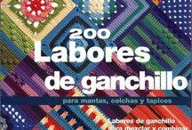 Libros de Crochet y Dos Agujas