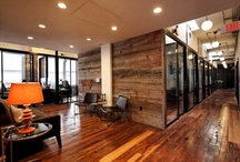 Coworking Space Inspiration / Ideas and inspiration that could be used in Catapult Wrk.