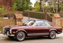 Mercedes / Classic Mercedes Restoration Projects