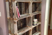 Barn Wood Crates & Boxes / If you need a box, why not make it interesting. Barn Wood Crates...Crafted to Inspire!