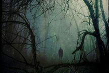 macabre/dark