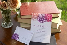 You're Invited / Invitations set the theme of every wedding, make sure yours shows your personality.