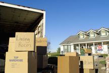 Moving Tips / Tips for a seamless apartment moving day. For more, visit: https://www.apartments.com/blog/move