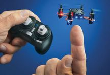 RC Drones / You hear about RC dones all the time. Now the dones are easier than ever to fly / by RCRadiocontrol