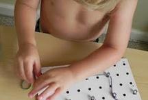 Preschool Activities / by Jasmine Siegel