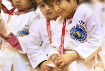 PRIDEENS GIVE A WINNING PERFORMANCE AT TAEKWONDO CHAMPIONSHIP