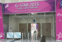 G-Star 2015 / Today's the start of the G-Star 2015 in Busan (South Korea), which will go up to November 15th. This is the most important Game show in the Asian market, where thousands of videogame fans will gather together, and as always, IDC/Games will be there too, showing our best free-to-play games!