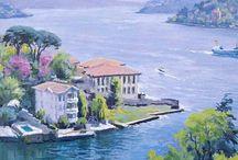 Art Painter Ahmet YAKUPOĞLU
