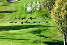 Emilia Romagna Golf, The Advertising / Some samples of our advertising pages