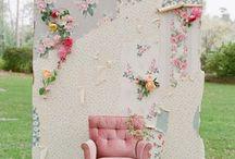 { Soft Garden Glam Florals } / Rustic Soft Glam
