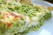 lasagne zucchine e stracino