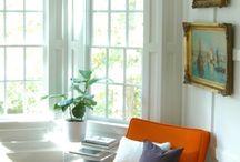Color in interiors