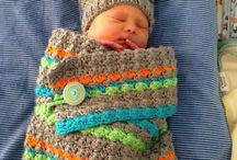 Create: Crochet: Baby/Kids Blankets/Cocoons / by Angela Sapp