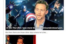 Tom and Loki