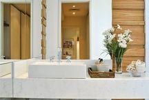 Lavabos e Banheiros!!