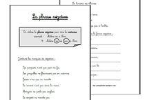 Conjugaison / Grammaire / Orthographe