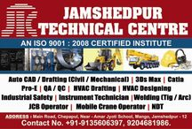 JTC / We are an ISO 9001:2008 certified and government recognized technical training inistatue  . we take it as a challenge to fulfill the aspirations of students by providing them quality   technical training  and making them suitable for job of their desire