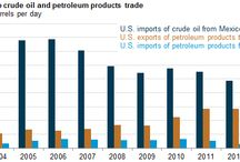 U.S. Exports of Petroleum Products to Mexico Increases