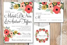 Weddings by Little Design Shop / Stationery, Event Designs and Styling for Real Brides