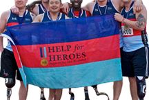 H4H Band of Brothers / The Help for Heroes Band of Brothers offers lifelong support and opportunities to those men and women, both serving and non-serving, who have suffered life-changing injuries or illness whilst in service since 2001.