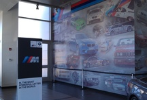 Rallye's M-Display Area