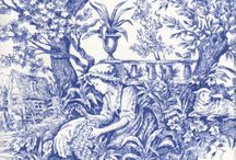 LOVELY TOILE / by Janet Boyer