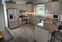 Kitchen Organization Tips / Here are a few tips on how to keep your kitchen organized from Fordham Marble Company, Inc.