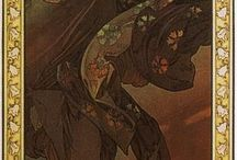 Alphonse Mucha / Alphonse Mucha
