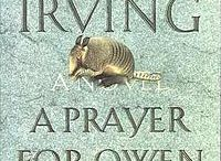 Books Worth Reading / A Prayer for Owen Meaney / by Vanessa Velez